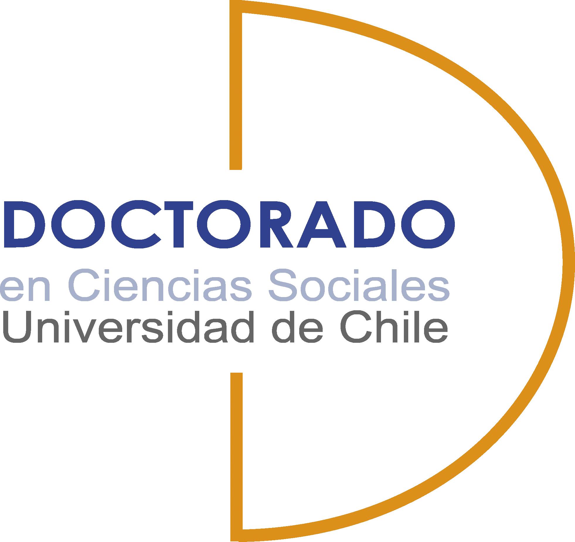 Logo Doctorado en Ciencias Sociales