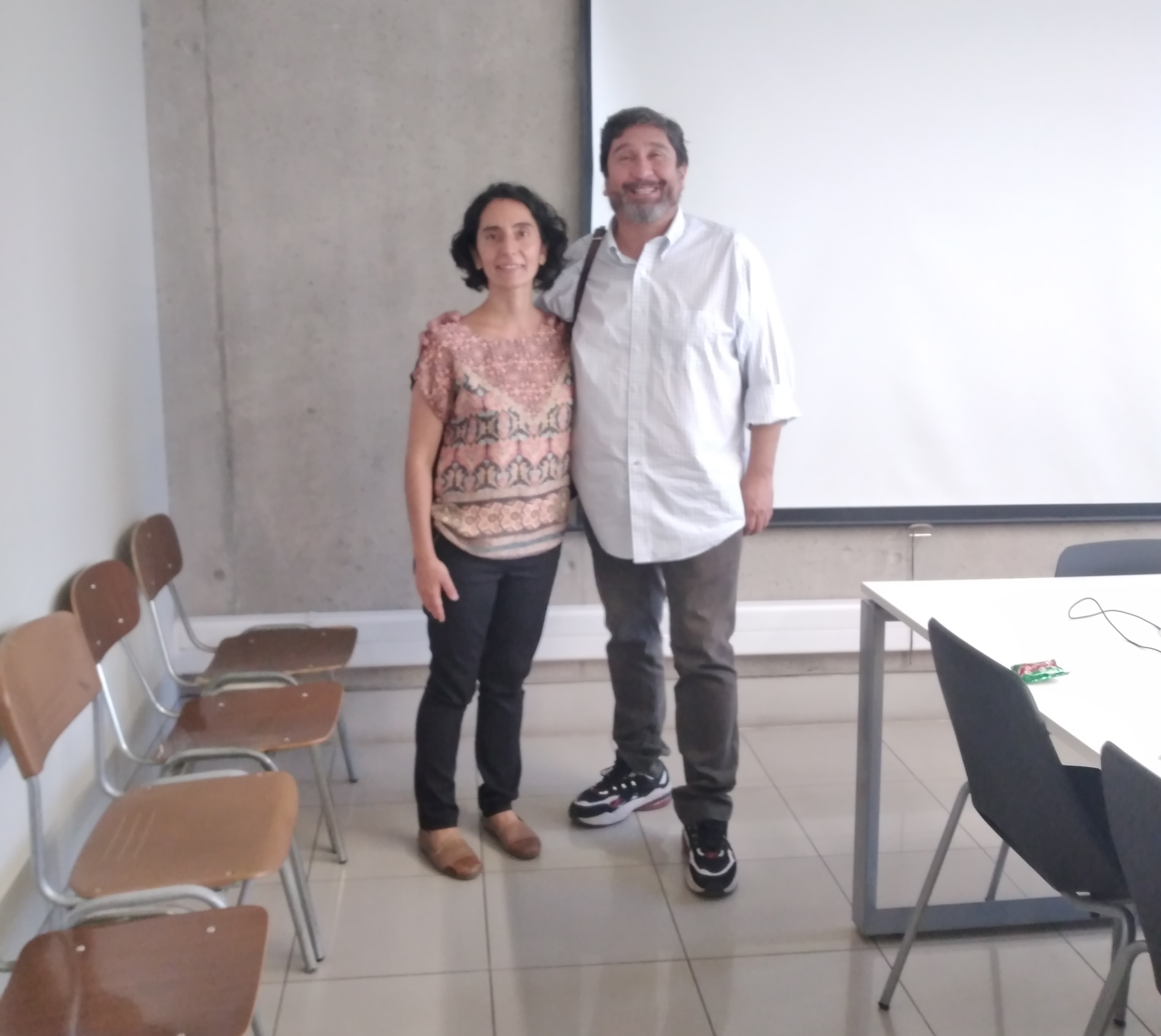 Nueva graduada del Doctorado en Ciencias Sociales Universidad de Chile