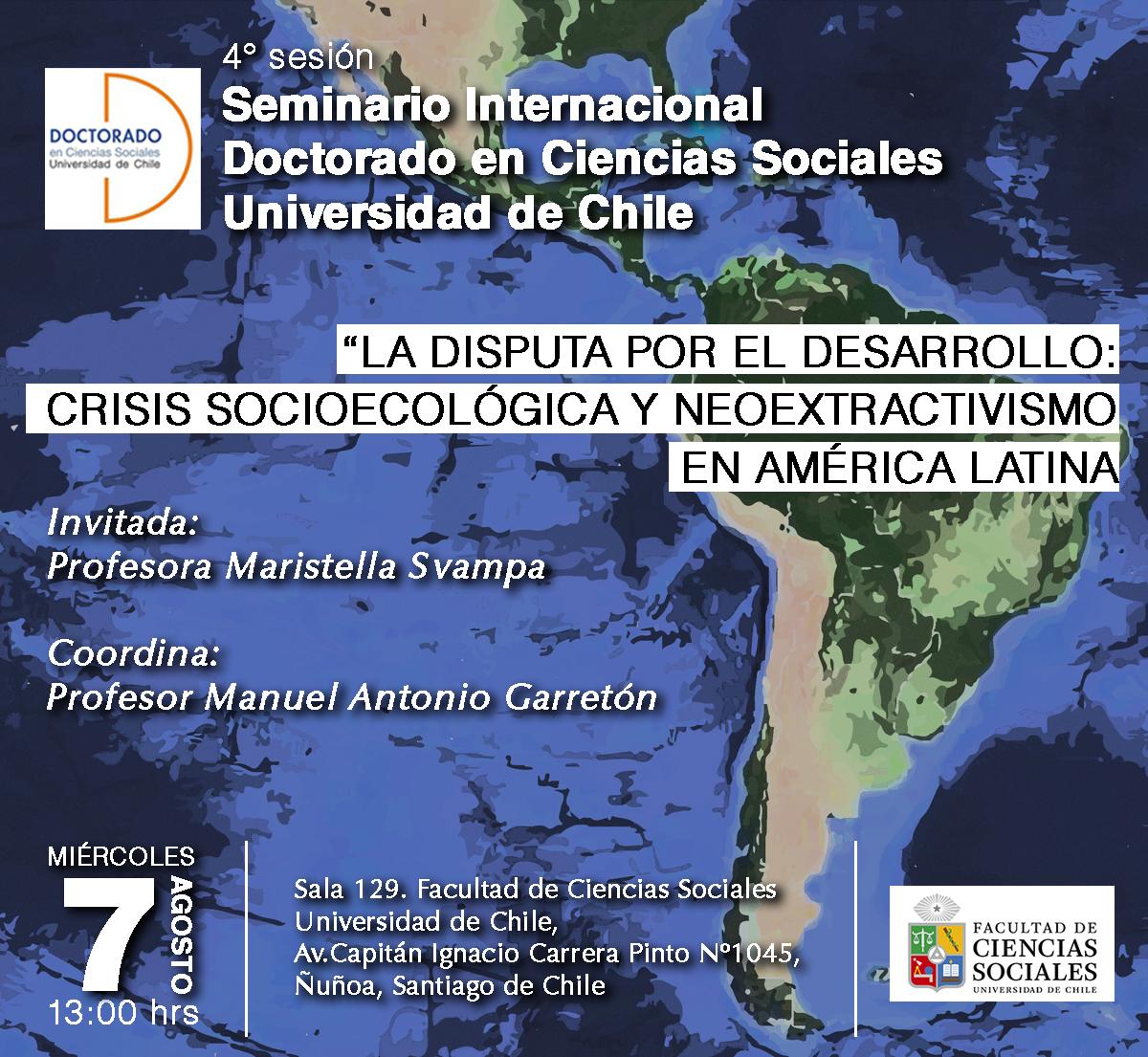 4ta sesión seminario internacional