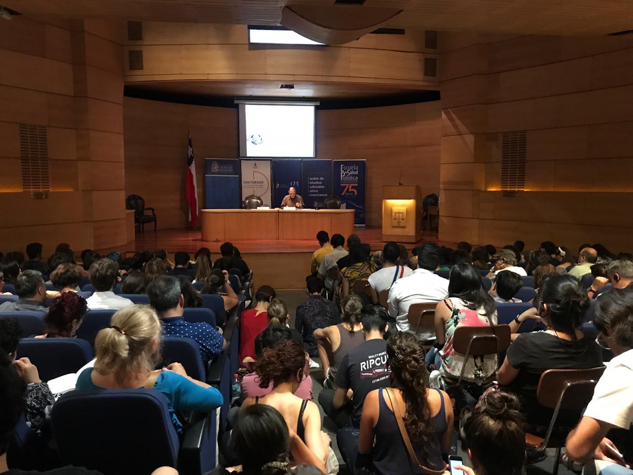 Con exitosa convocatoria se llevaron a cabo las Jornadas Interdisciplinarias