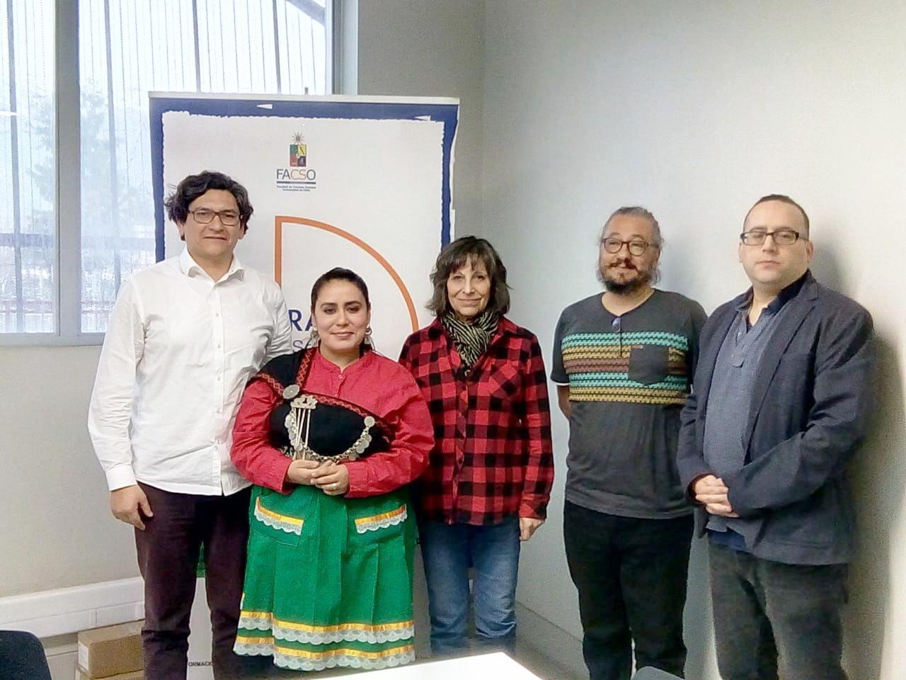 Nueva Doctora en Ciencias Sociales: Ana Millaleo