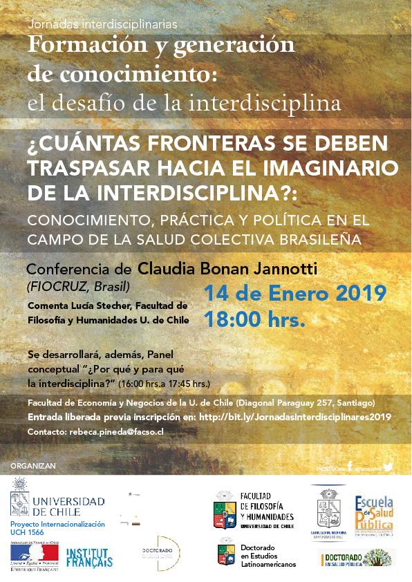 Jornadas Interdisciplinares 2019