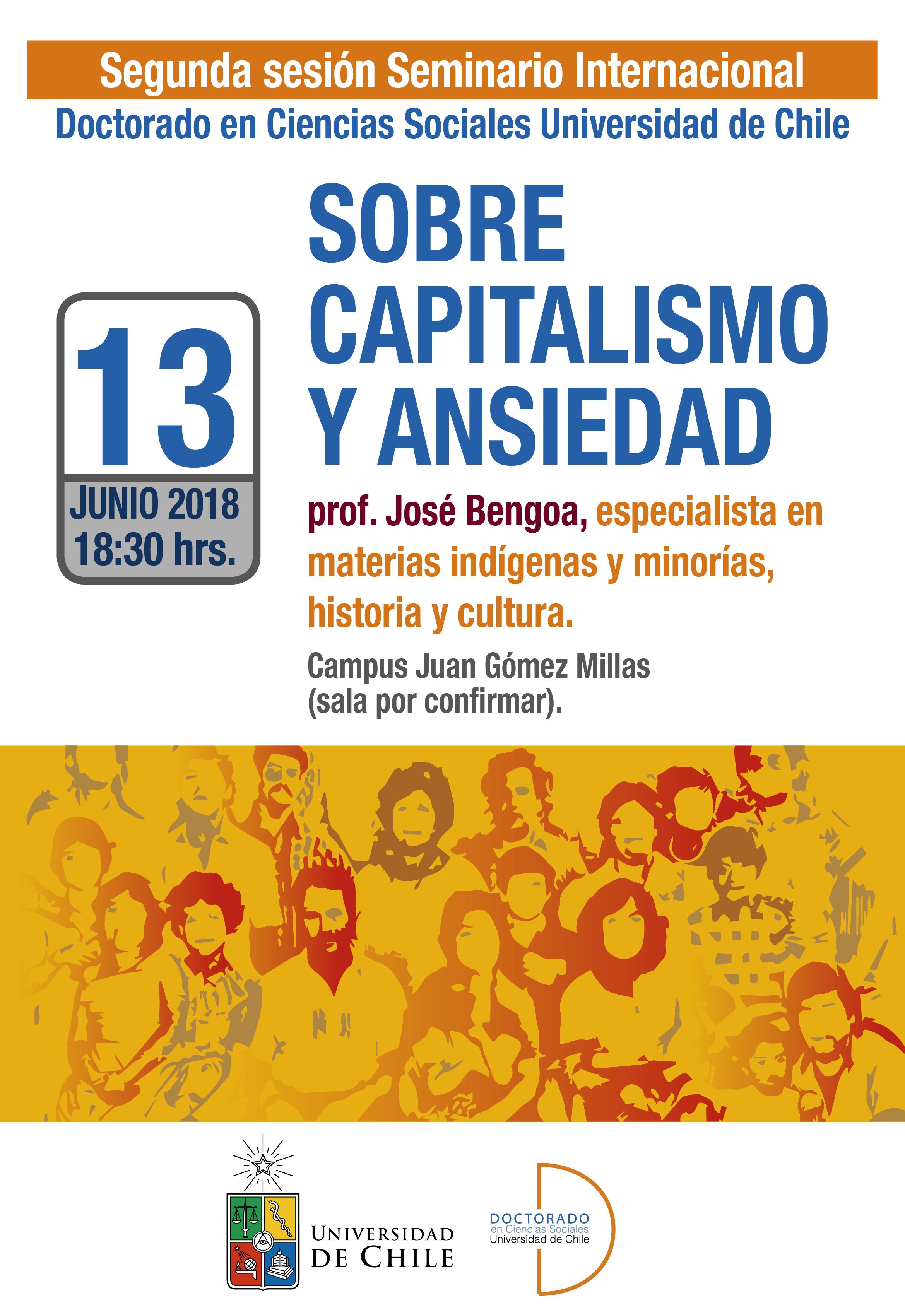 Segunda sesión Seminario Internacional
