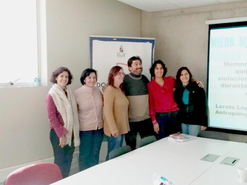 Nueva Doctora en Ciencias Sociales: Loreto López