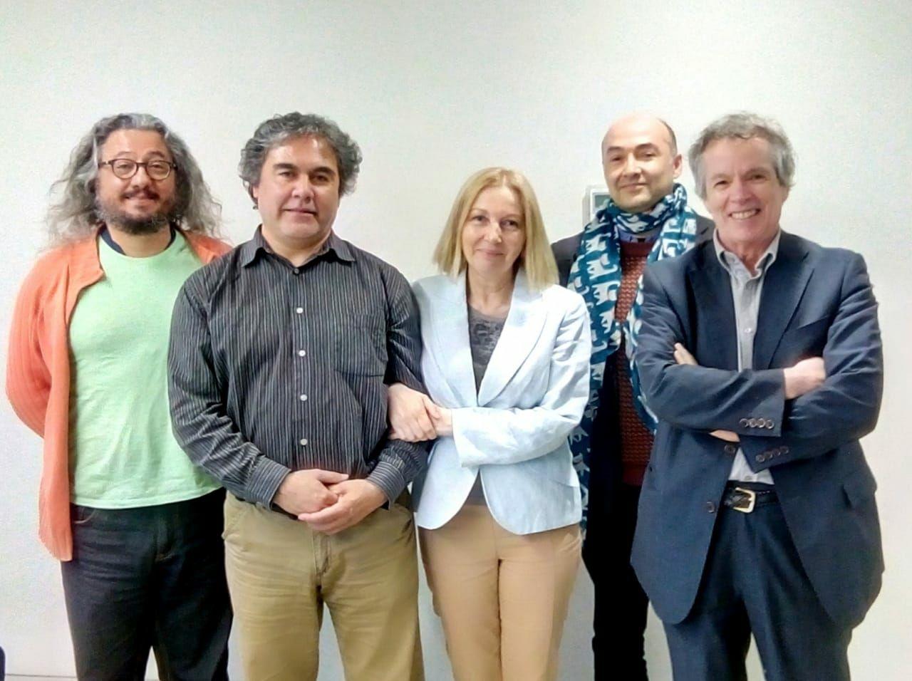 Nuevo Doctor en Ciencias Sociales: Humberto Abarca