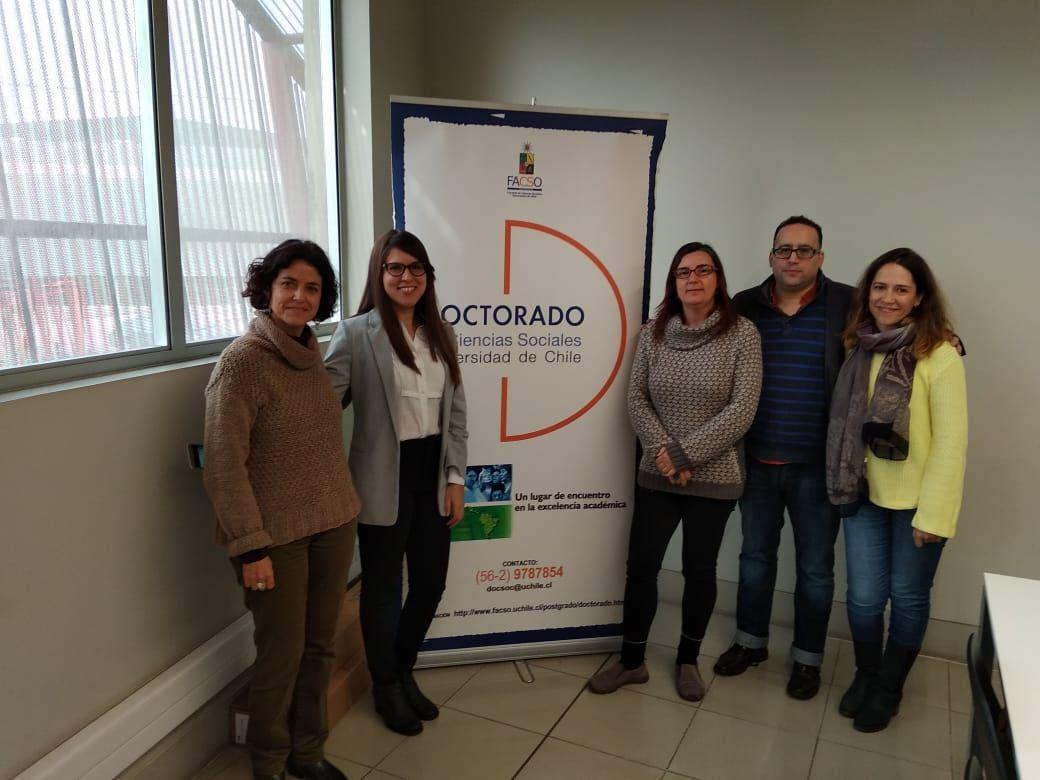 Nueva Doctora en Ciencias Sociales: Adriana Zapata